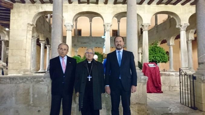 Obispo y alcalde