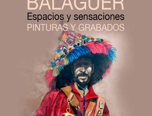 pinturas y grabados Manuel Balaguer