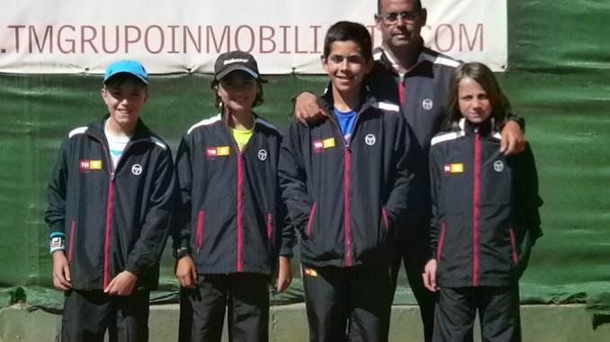 equpo alevin 2016 3º comunidad valenciana