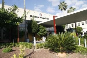 Se confirma que son dos las personas con Coronavirus en la Vega Baja