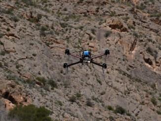 dron sierra