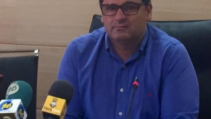 Jose Joaquin Hernandez alcalde dolores