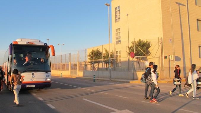 transporte universitario