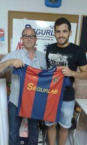 Sergi Murcia, último fichaje del CD Almoradí