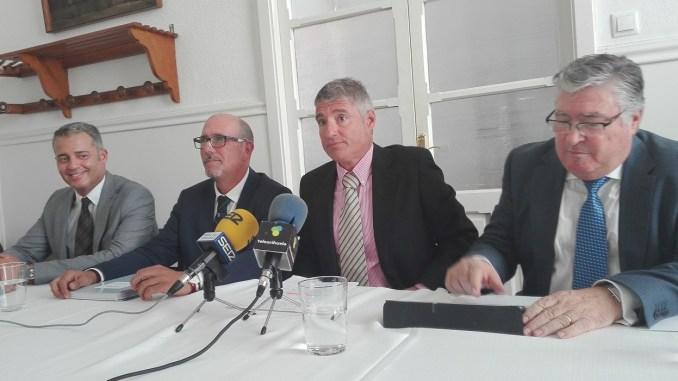 Pepe Vegara presenta candidatura