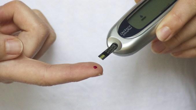diabetes prueba