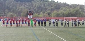 El Borriol consigue el reparto de puntos in extremis frente al Orihuela CF