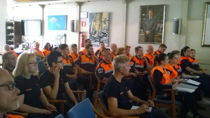 protección civil curso
