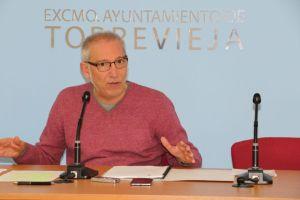Hurtado presenta el anteproyecto del presupuesto de 2017 cifrado en 97 millones de euros