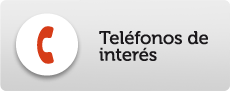teléfonos de interes