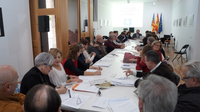 segunda Reunión Comisión MH