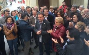 El PSOE respalda al bipartito almoradidense ante el registro de la moción de censura de PP y C's