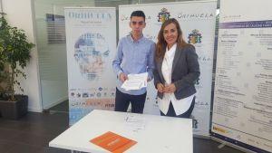 Turismo firma un convenio con MeteOrihuela para ofrecer previsión meteorológica en sus redes sociales