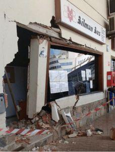 Un autobús arrolla a una mujer tras perder el control en la estación de Torrevieja