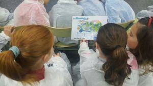 Hidraqua organiza jornadas de concienciación ambiental para conmemorar el Día Mundial del Agua