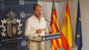 Bascuñana presenta alegaciones para evitar el traslado de la oficina agraria de la Vega Baja a Elche