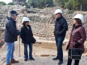 Guardamar pone en marcha su proyecto de turismo cultural con una visita guiada a la Fonteta