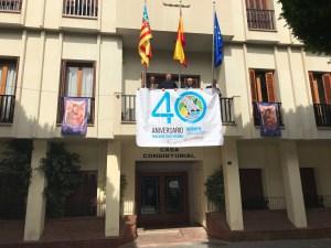 Almoradí se une al 40 Aniversario del Trasvase Tajo-Segura y reivindica la necesidad de mantener esta infraestructura