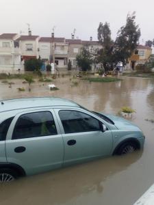 Torrevieja y Orihuela Costa sufren las peores consecuencias de las lluvias