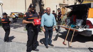 Emergencias inicia el dispositivo preventivo de extinción de incendios en Orihuela hasta noviembre