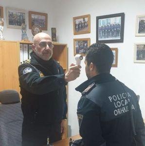 La Policía Local de Orihuela sanciona a un total de 11 personas desde que se decretó el Estado de Alarma