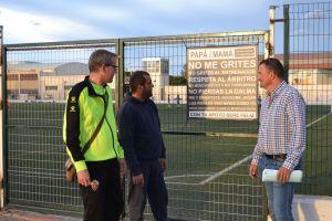 Albatera promueve los valores deportivos con carteles contra el bullying en el deporte
