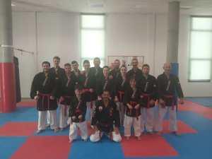 Alumnos de artes marciales de Orihuela y Torrevieja representarán a la Comunidad Valenciana en el Campeonato Nacional de Kenpo