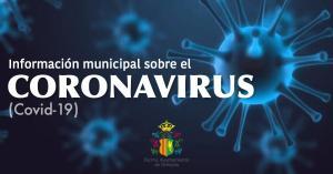 El Ayuntamiento de Orihuela pone en marcha una página web de información municipal sobre el Coronavirus