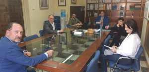Los Portavoces Municipales acuerdan la suspensión del Pleno Ordinario del mes de marzo