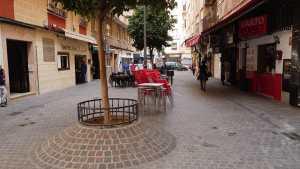 Orihuela amplía terrazas y peatonaliza calles para facilitar la apertura de la hostelería