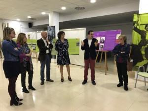 Bigastro inaugura la exposición 'Mujeres de la Transición' como homenaje por el 8 de marzo