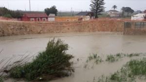 El Ayuntamiento de Almoradí demandará por lo civil a la CHS por el retraso en la reparación del río