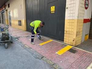 Torrevieja moviliza a la policía para evitar las aglomeraciones en los supermercados