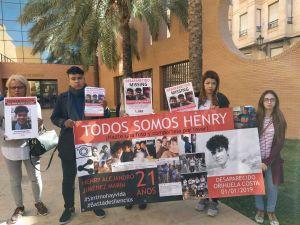 Abren nuevas líneas de investigación en la desaparición de Henry Alejandro Jiménez