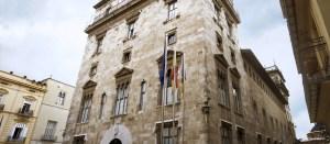 La Generalitat suspende la celebración de cursos y exámenes dependientes de la Conselleria de Política Territorial, Obras Públicas y Movilidad