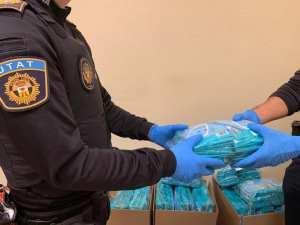 CEMPOL amplia el material de protección para las policías locales de la comarca