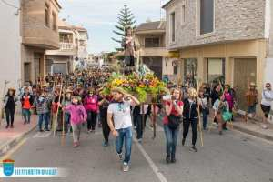 Rojales suspende la Romería de San Isidro