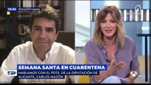"""Carlos Mazón propone un """"verano fiscal"""" para autónomos y empresas de la provincia"""