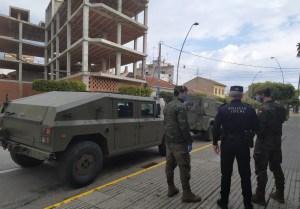 La Policía Local de Almoradí solicita a la ciudadanía que hagan las denuncias mediante los teléfonos habilitados