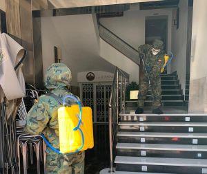 """El Mando de Operaciones Especiales del Éjercito de Tierra coordina en Dolores la """"Operación Balmis"""" contra el COVID-19"""