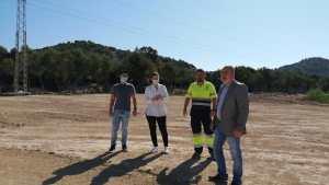 Benejúzar rehabilita cinco hectáreas de terreno de su monte para uso lúdico, cívico y ambiental