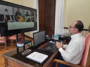 El Ayuntamiento de Orihuela y Torre Juana OST se unen para potenciar el emprendimiento y el desarrollo tecnológico