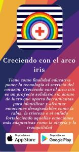 """Almoradí lanza """"Creciendo con el Arco Iris"""" la APP para familias que gestiona las emociones"""