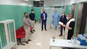 El Consultorio Médico de Desamparados reabre sus puertas tras las obras de acondicionamiento
