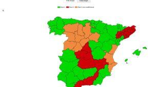 La Comunidad Valenciana al completo pasa a la fase 1 del proceso de desescalada