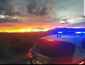 Una patrulla de la Policía Local salva la vida a un hombre que trataba de suicidarse en Albatera