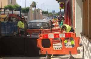 El Ayuntamiento de Redován e Hidraqua inician actuaciones de mejora en el servicio de agua potable