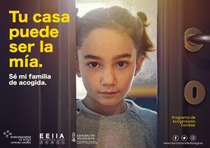 Mancomunidad la Vega pone en marcha la Campaña TU CASA PUEDE SER LA MÍA, SÉ MI FAMILIA DE ACOGIDA destinada a difundir el acogimiento familiar