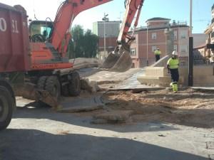 El Ayuntamiento de Rojales reanuda los trabajos de mejora y rehabilitación del Conjunto Hidráulico Monumental