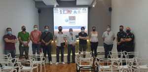 Culmina el curso de formación sobre medidas de prevención y protección impartido por el Colegio de Enfermería de Alicante